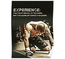 Experience Poster