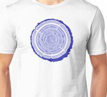 Douglas Fir – Navy Unisex T-Shirt