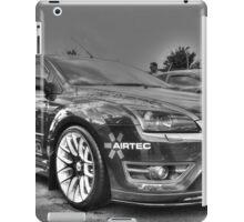 B&W Focus in HDR iPad Case/Skin
