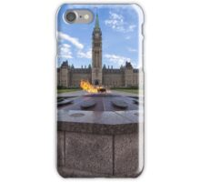 Parliament Hill iPhone Case/Skin
