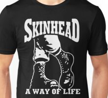 Skinhead - A way Of Life Unisex T-Shirt
