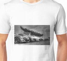 Toyota Line Up Unisex T-Shirt