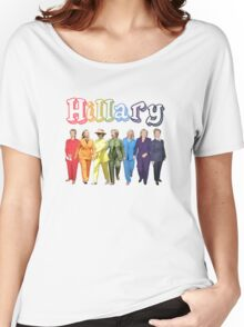 Hillary Clinton Pantsuit Women's Relaxed Fit T-Shirt
