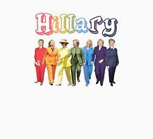 Hillary Clinton Pantsuit Unisex T-Shirt