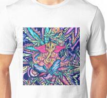 Psychedelic Lord Ganesha  Unisex T-Shirt