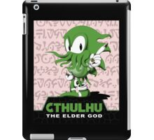 Cthulhu The Elder God iPad Case/Skin