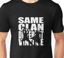 Same Clan, different vintage Unisex T-Shirt