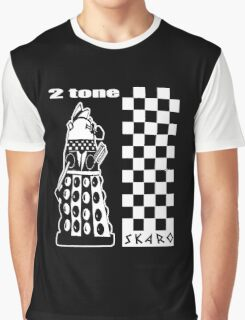 Two Tone Dalek Graphic T-Shirt