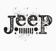 Jeep Tee by jeepstyletees