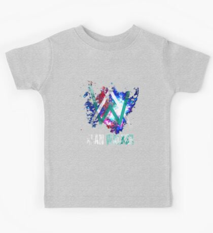 alan galaxy Kids Tee