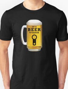 Beer O Clock Unisex T-Shirt