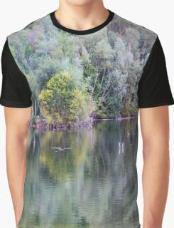 Nature's Reflections Graphic T-Shirt