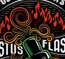 Sir Oscar of Astora's Estus Flask - trending Sticker
