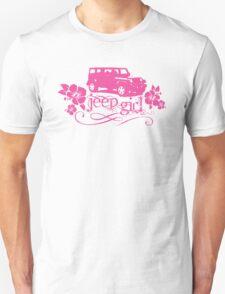 Girly Jeep Tee T-Shirt