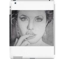 Angelina Jolie Portrait iPad Case/Skin