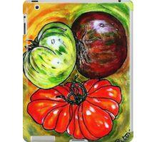 Trois tomates iPad Case/Skin