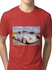 White Beetle Tri-blend T-Shirt