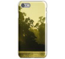 Malaysian jungle! Green iPhone Case/Skin