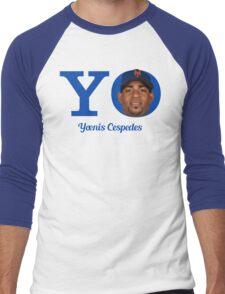 YO - Yoenis Cespedes Men's Baseball ¾ T-Shirt