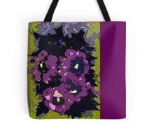 Flowers from My Garden 480  - GRAFFITI Tote Bag