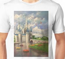 Castle of Dreams Unisex T-Shirt