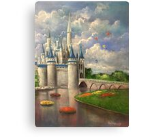 Castle of Dreams Canvas Print