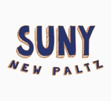SUNY New Paltz Kids Tee