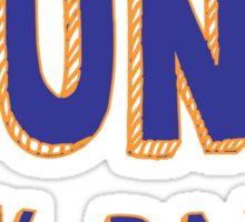 SUNY New Paltz Sticker