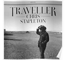 CHRIS STAPLETON - TRAVELLER Poster