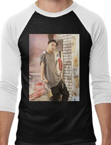 BAP yongguk Men's Baseball ¾ T-Shirt