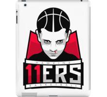 Hawkins Eleveners Basketball iPad Case/Skin