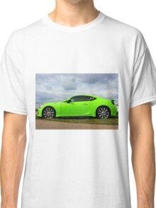 Neon Green Classic T-Shirt