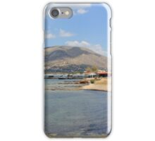 Idyllic Landscape iPhone Case/Skin