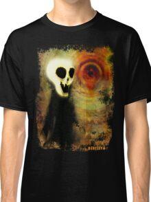 Halloween Skull Dude Classic T-Shirt