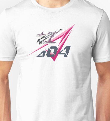 Macross Δ Delta VF-31C Siegfried Mirage Jenius Unisex T-Shirt