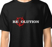 ReVolution V for Vendetta Classic T-Shirt