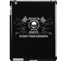 Death Race iPad Case/Skin