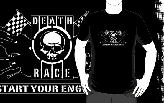 Death Race by MrDeath