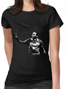Thierry Henry - France - Legend Womens Fitted T-Shirt