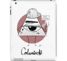 Cooluminati. iPad Case/Skin