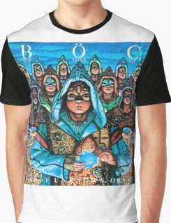 BLUE OYSTER CULT edition COVER classic #ss1 Graphic T-Shirt