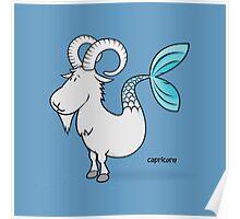 funny zodiac/capricorn Poster