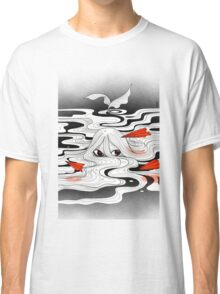 Red paper plane Classic T-Shirt