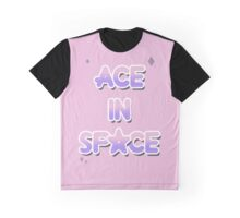 Ace in Space Graphic T-Shirt