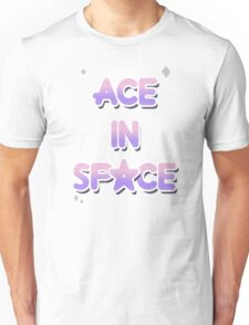 Ace in Space Unisex T-Shirt