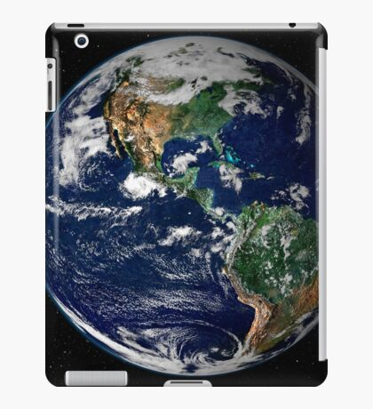 astronomy universe Hip Eco friendly Planet Earth iPad Case/Skin