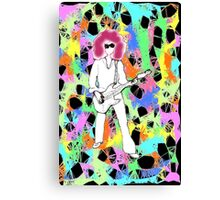 Remember the 70s? Canvas Print