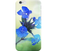 Tangled up in Blue iPhone Case/Skin
