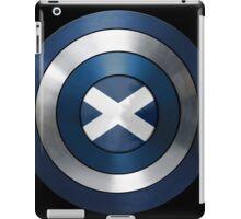 CAPTAIN SCOTLAND - Captain America inspired Scottish shield iPad Case/Skin