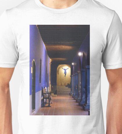Purple Rood Unisex T-Shirt